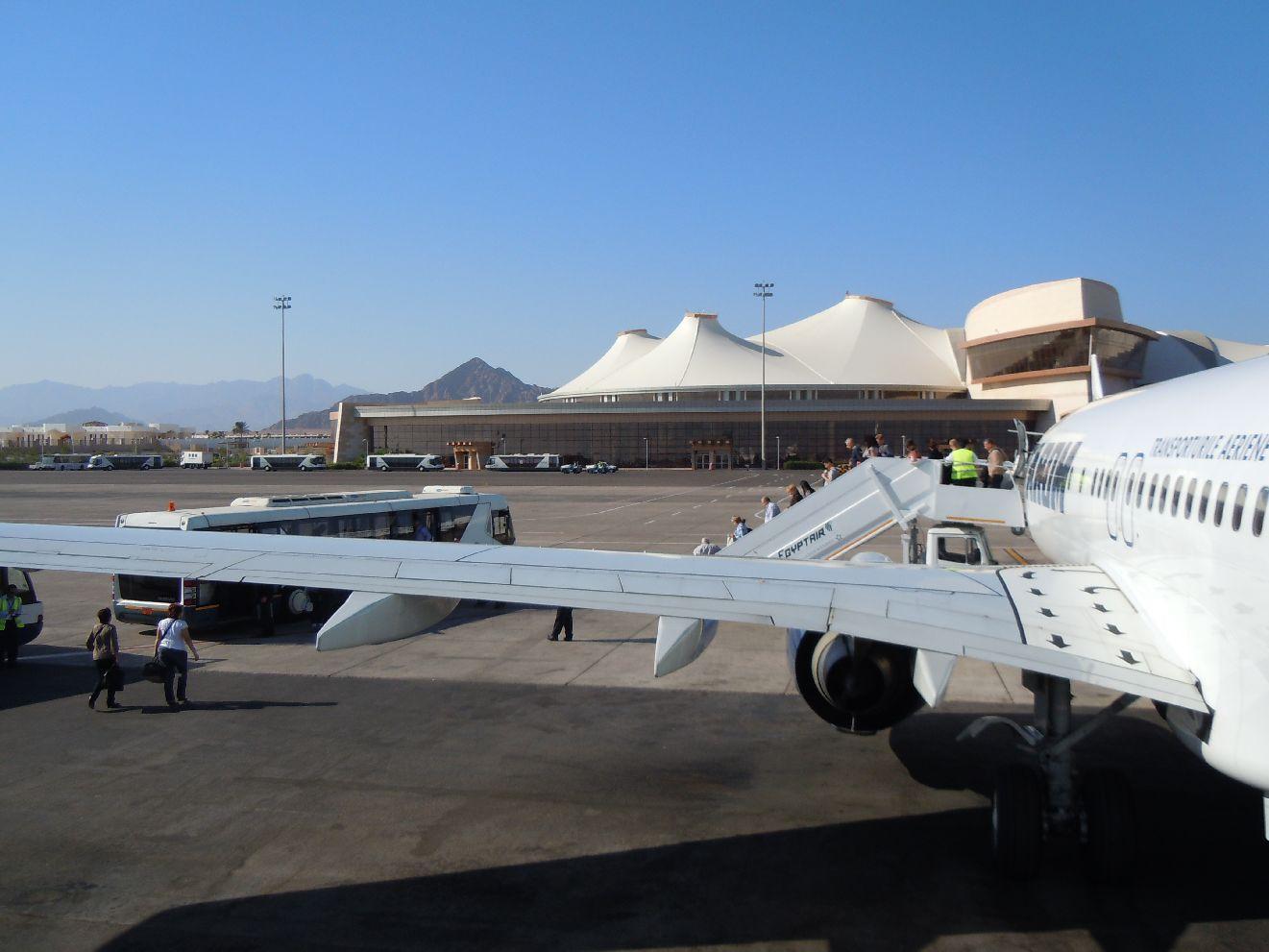 Aeroportul din Sharm el Sheikh