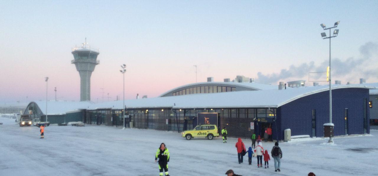 Aeroportul din Kittilä