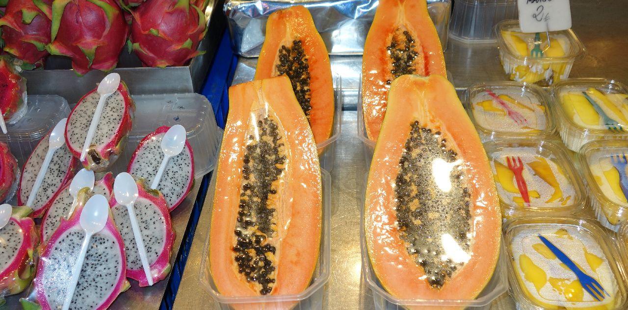 Papaya, Mango sau Fructul Dragonului?