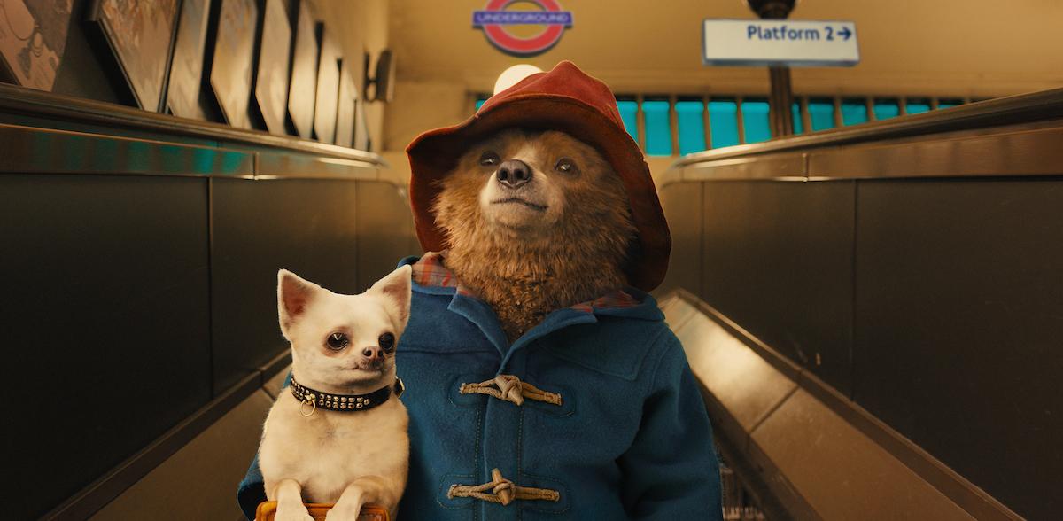"""Avertismentul de la metrou """"Dogs must be carried"""" e respectat intocmai"""