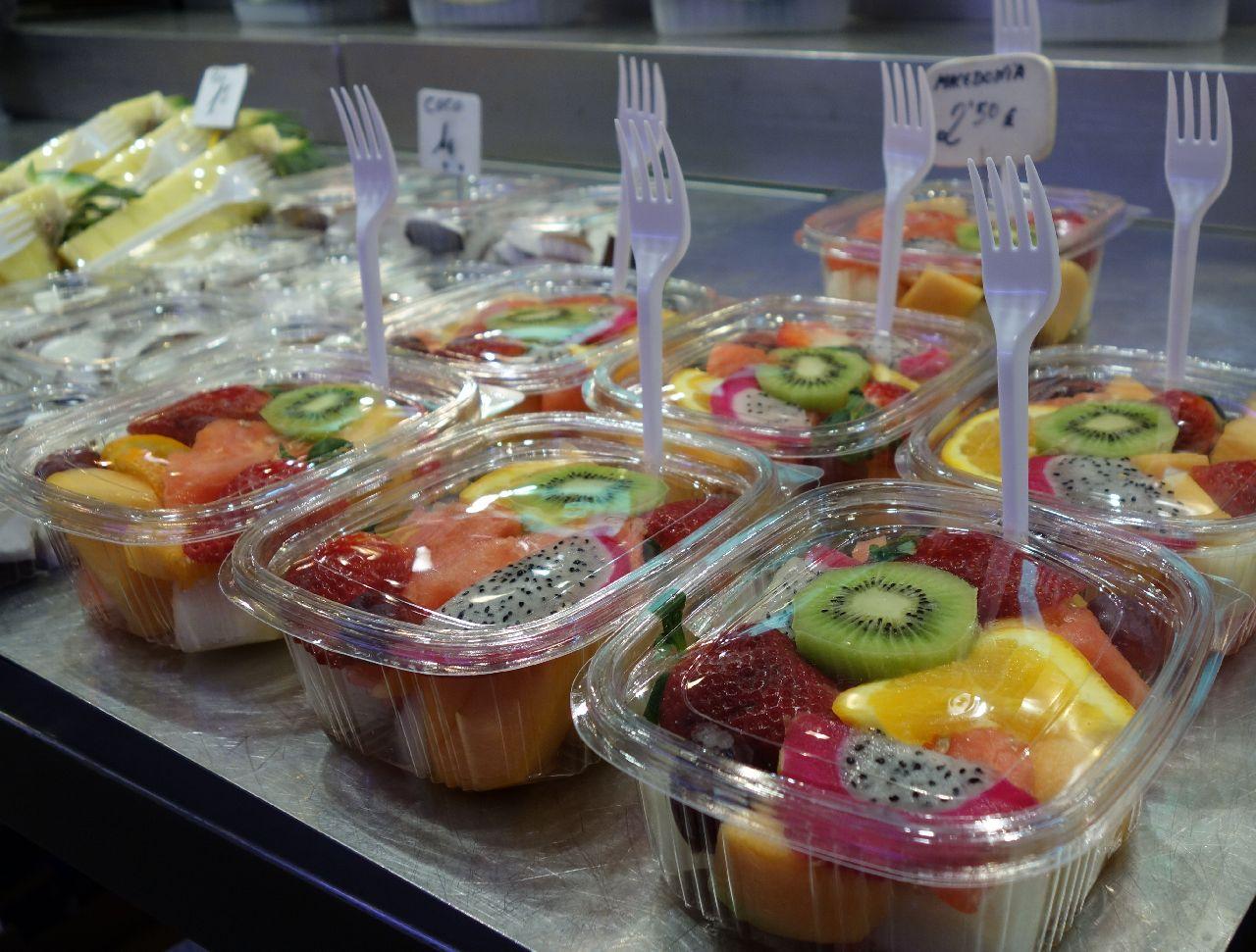 Salate de fructe exotice