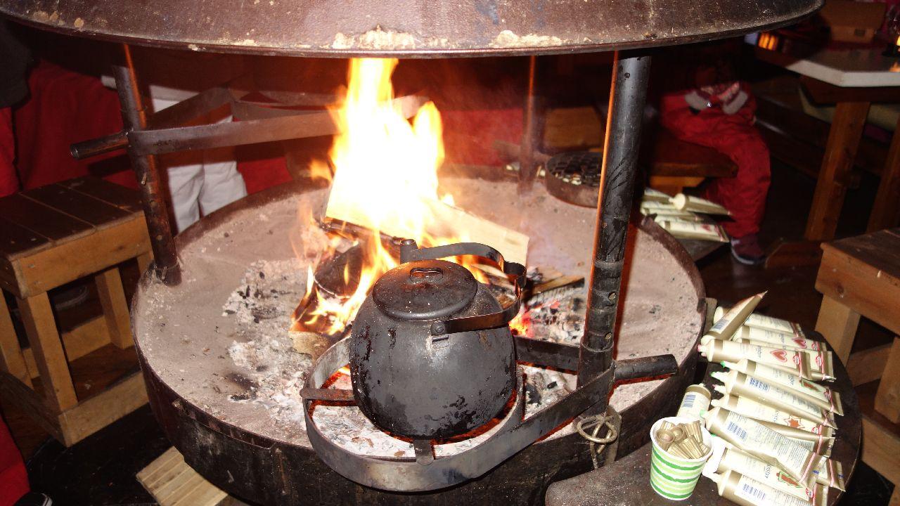 Focul din Casuta Doamnei Craciun