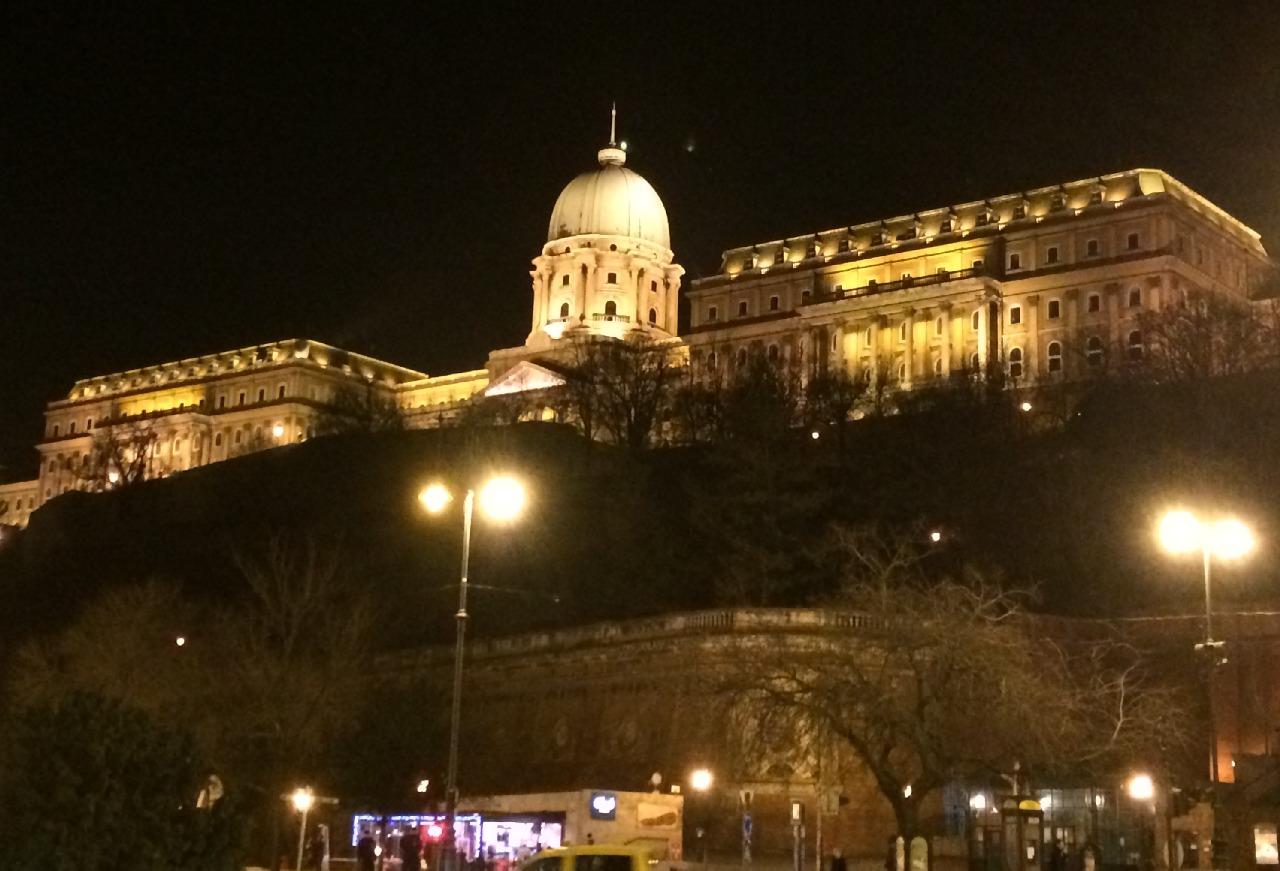 Castelul Buda (Buda Var)