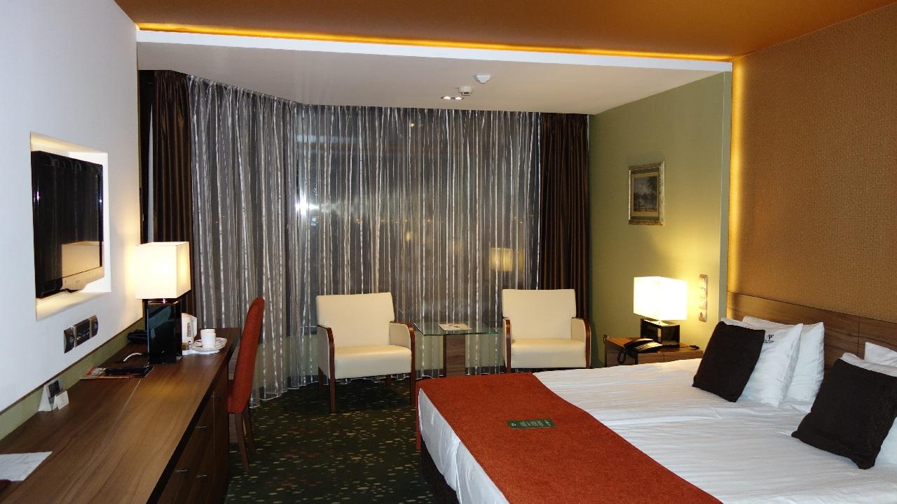 Camera Hotel Victoria