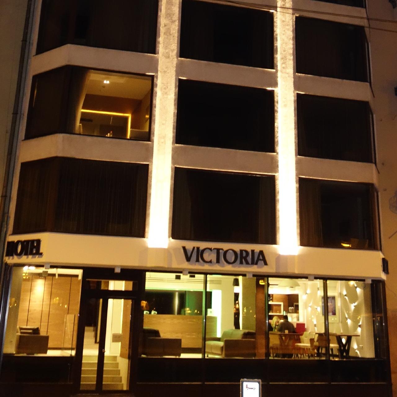 Hotel Victoria, Budapesta