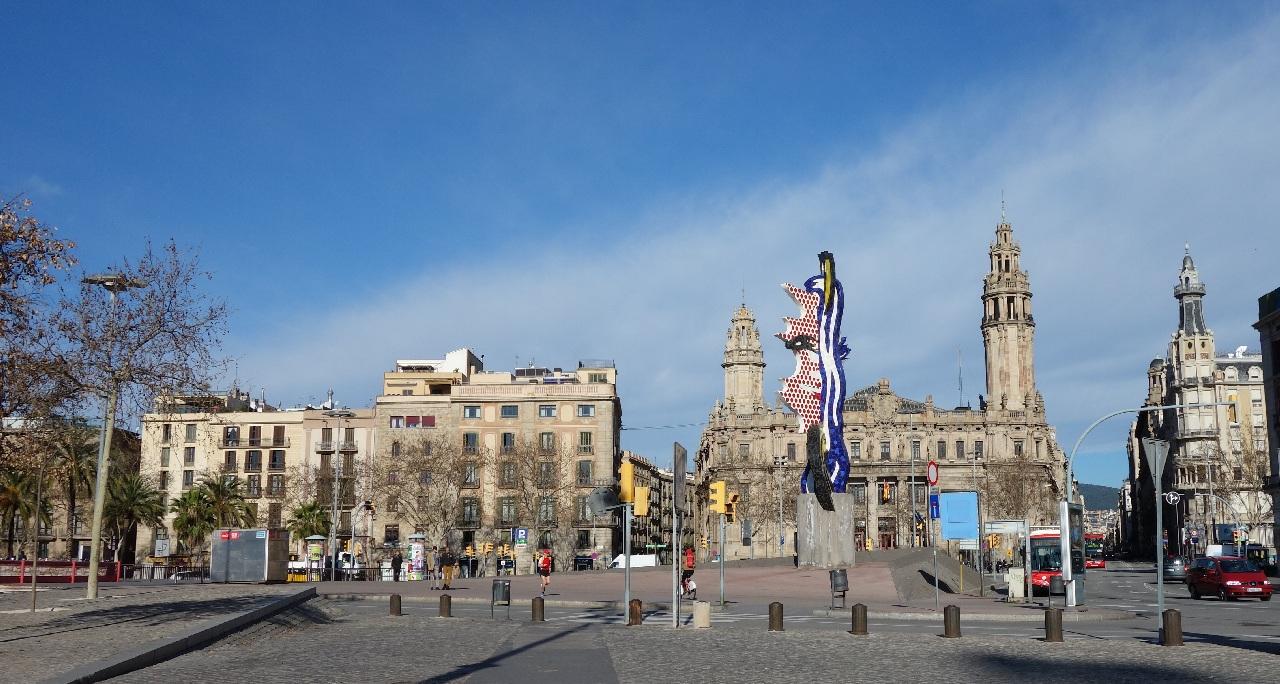 Cartierul Barceloneta