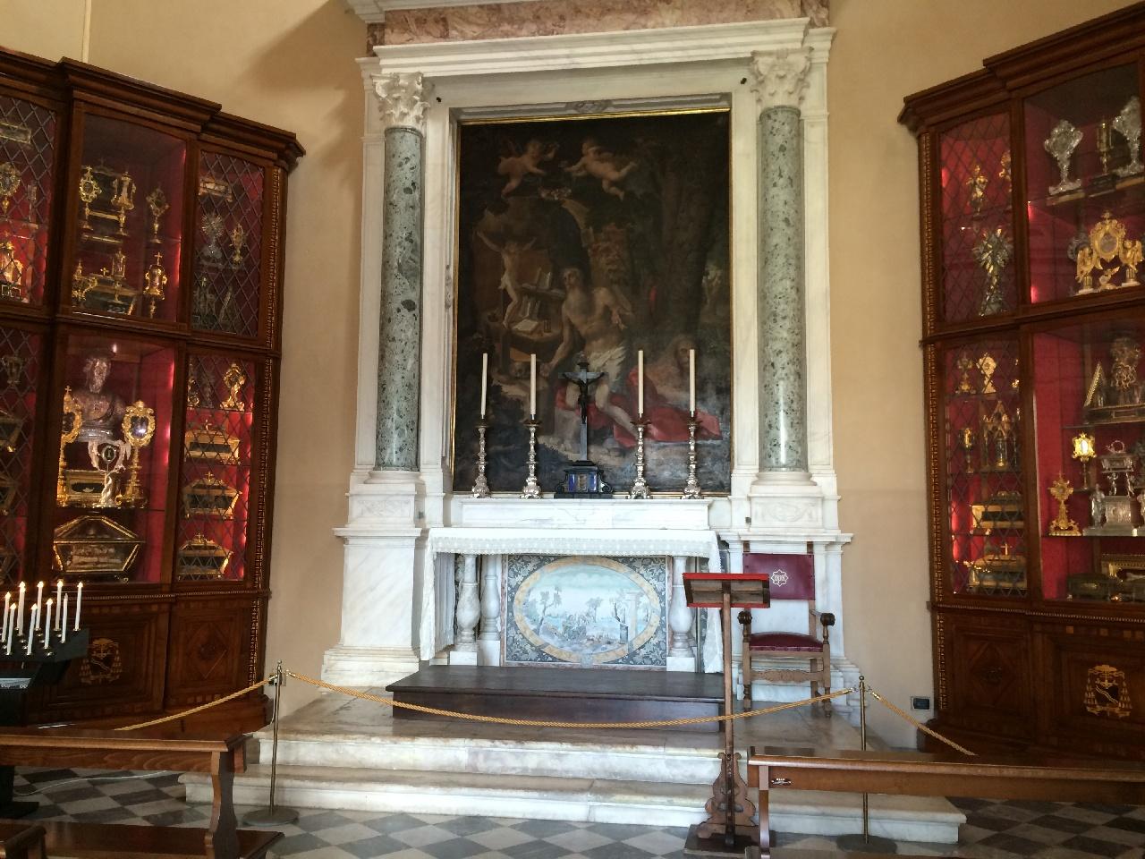 Altar - Cimitirul Sfant