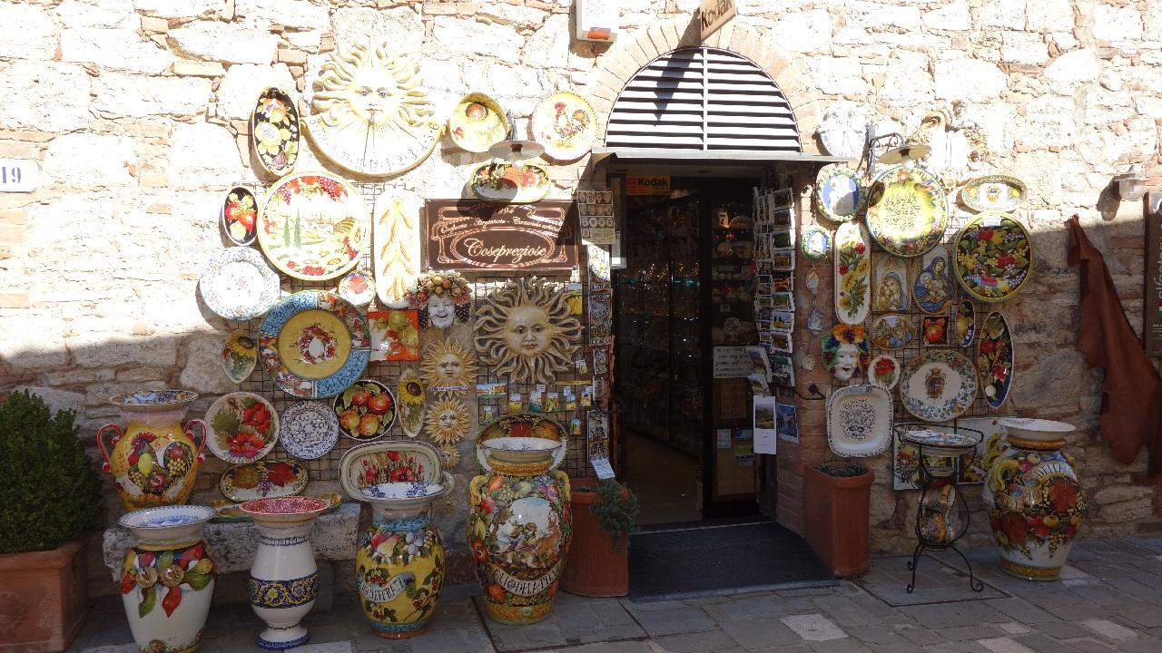 Ceramica toscaniana