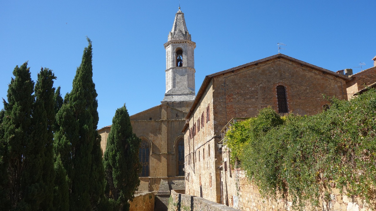 Duomo din Pienza
