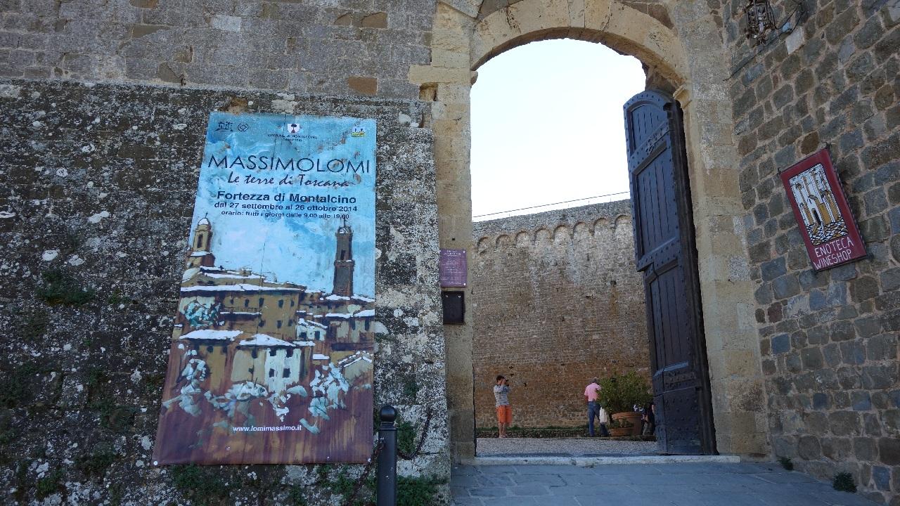 Parasind La Fortezza di Montalcino...
