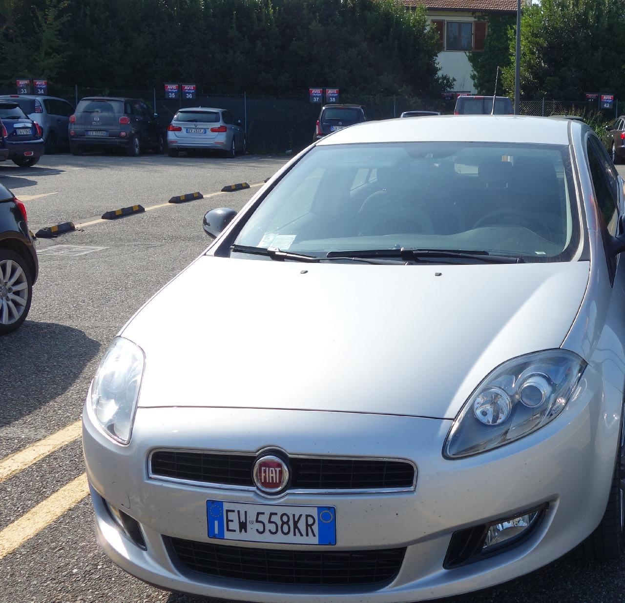 Fiat Brava - masina inchiriata pentru sejurul nostru din Toscana