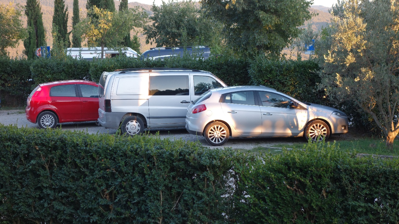 Inchirieri auto in Toscana
