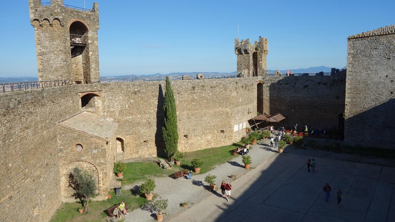 Fortareata din Montalcino