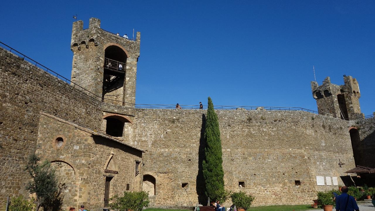 Turnuri Castel Montalcino