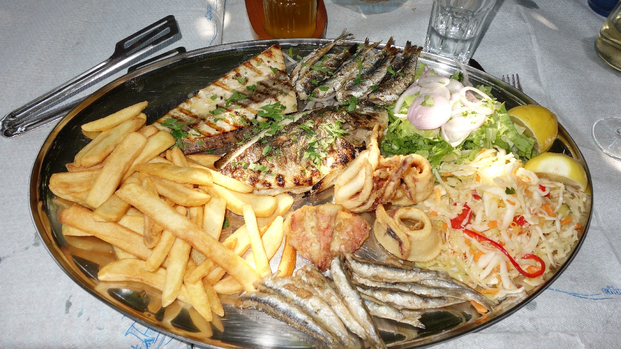 Dor de mix-fish-ul din Thassos