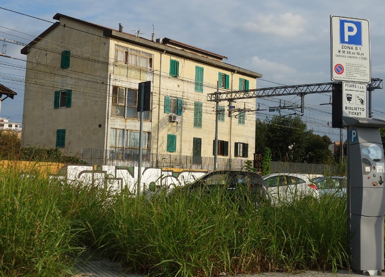 Automat parcare Pisa