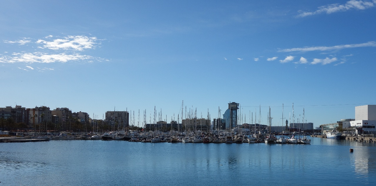 Port Barceloneta