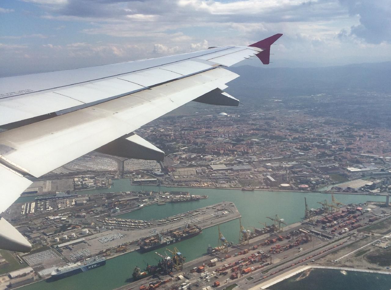 Portul din Livorno