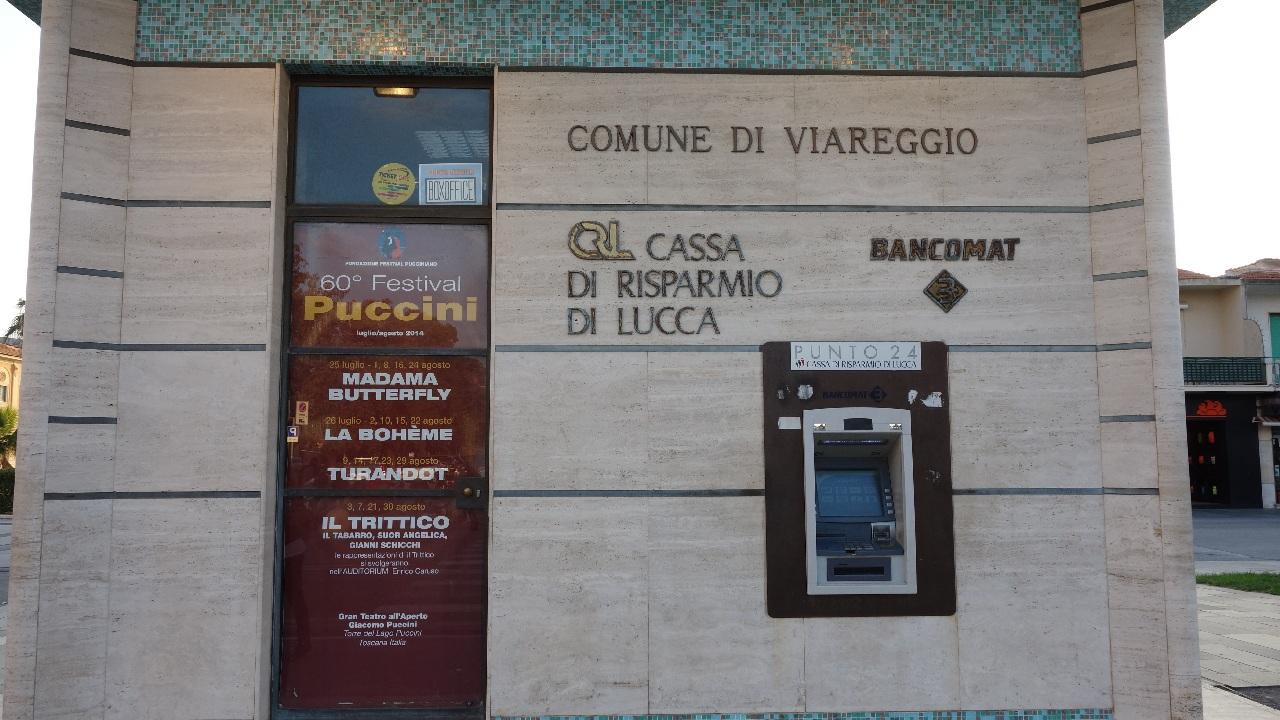Punct INFO Viareggio