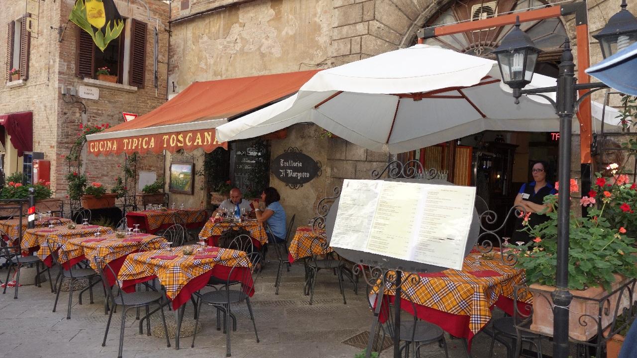 Restaurant cu specific toscanian