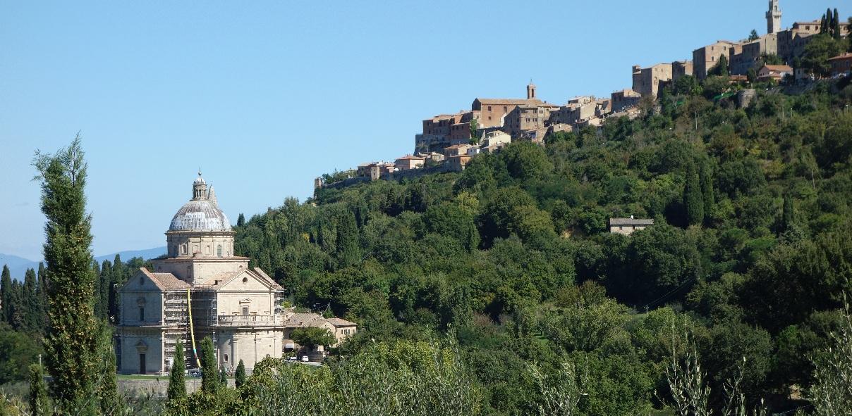 Biserica San Biagio construita de Sangallo