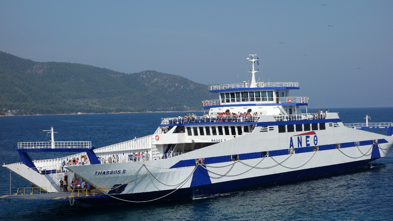 Aneth Ferries