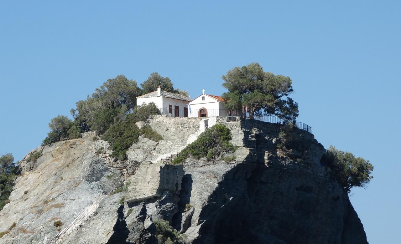 Capela Ag. Ioannis, Skopelos