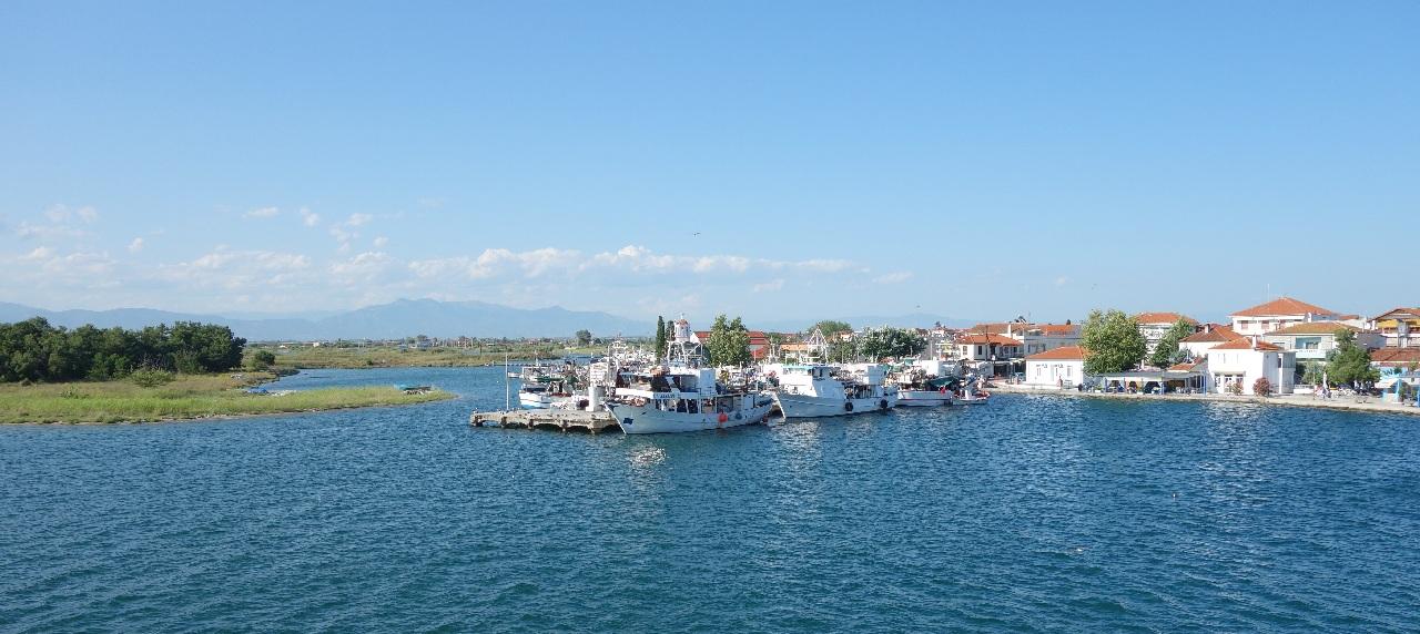 Port Keramoti