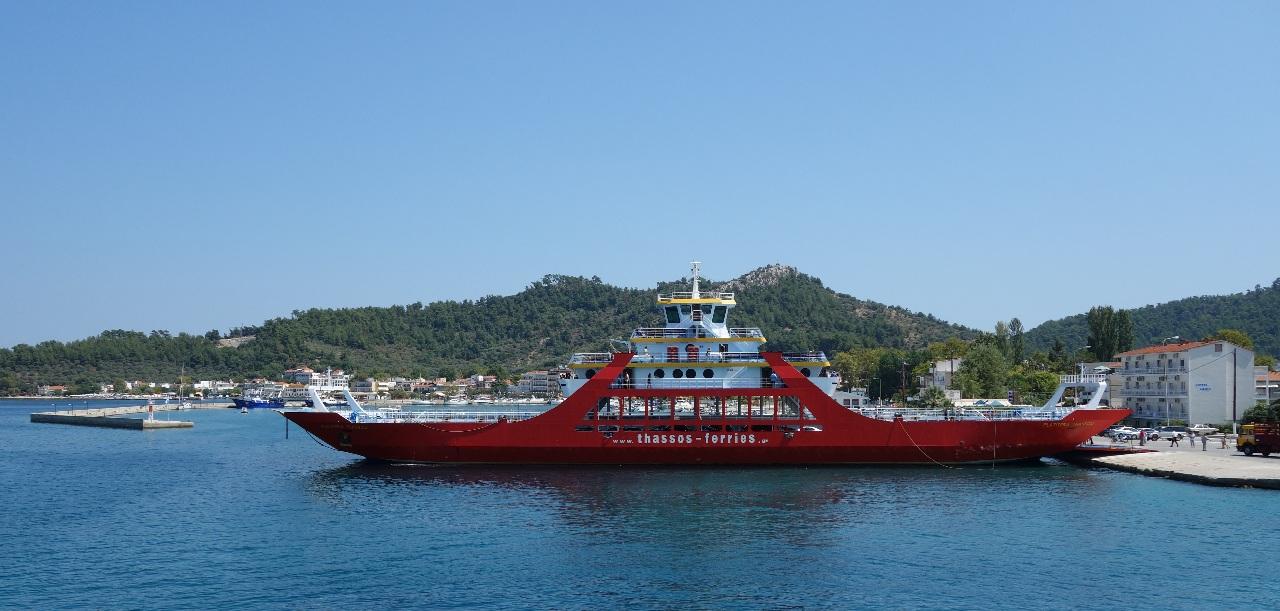 Portul Limenas