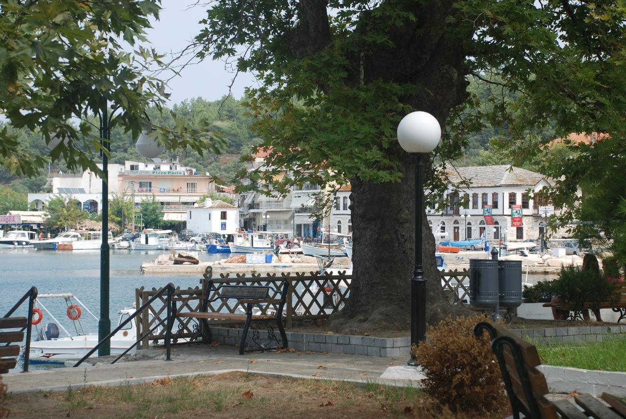 Limenas (Thassos Town)