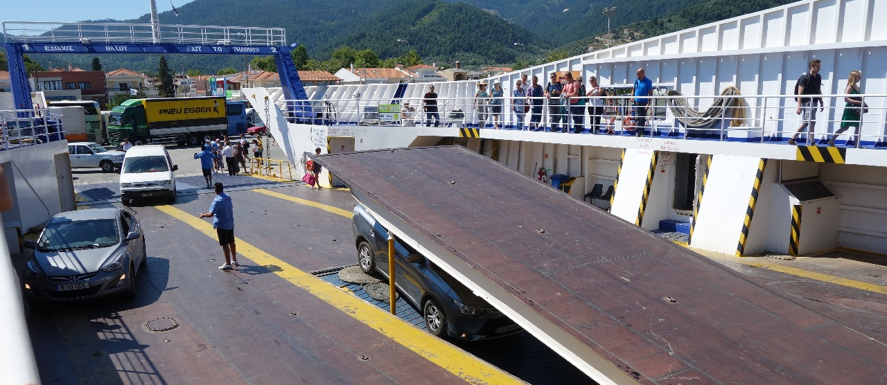 Rampa ferry