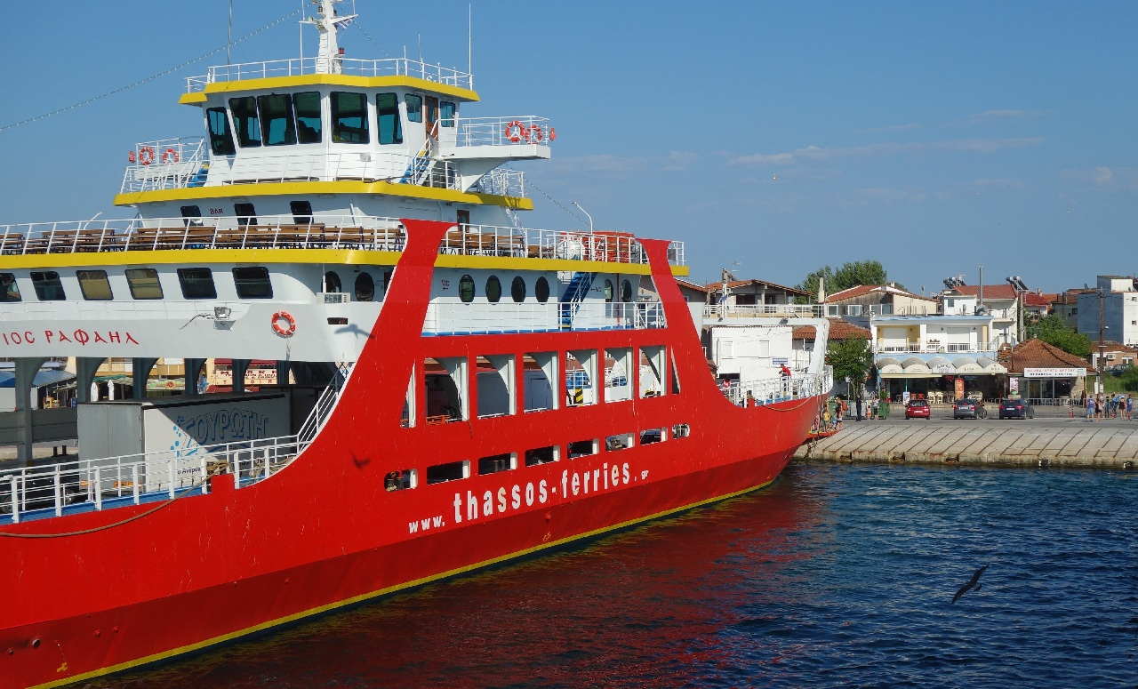Thassos Ferries