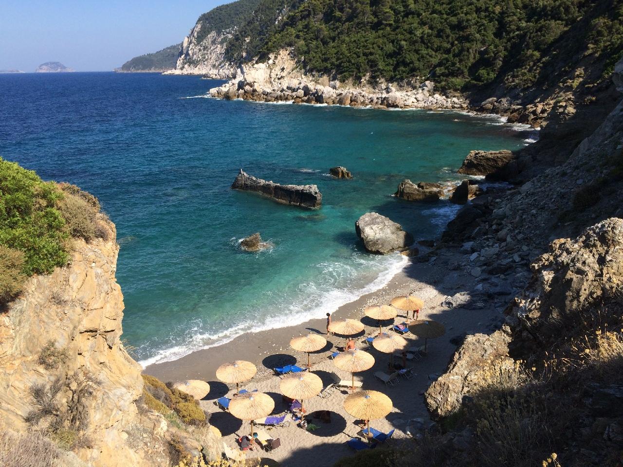 Bye, bye, Agios Ioannis Beach!
