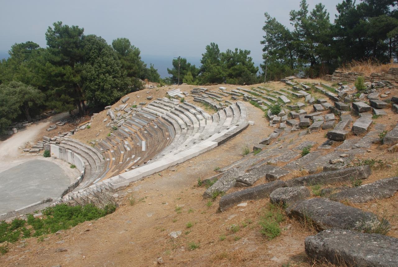 Amfiteatrul din Limenas