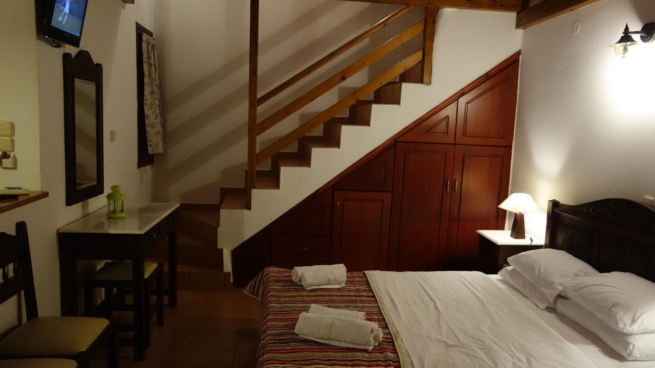 Camera principala a apartamentului din Hovolo