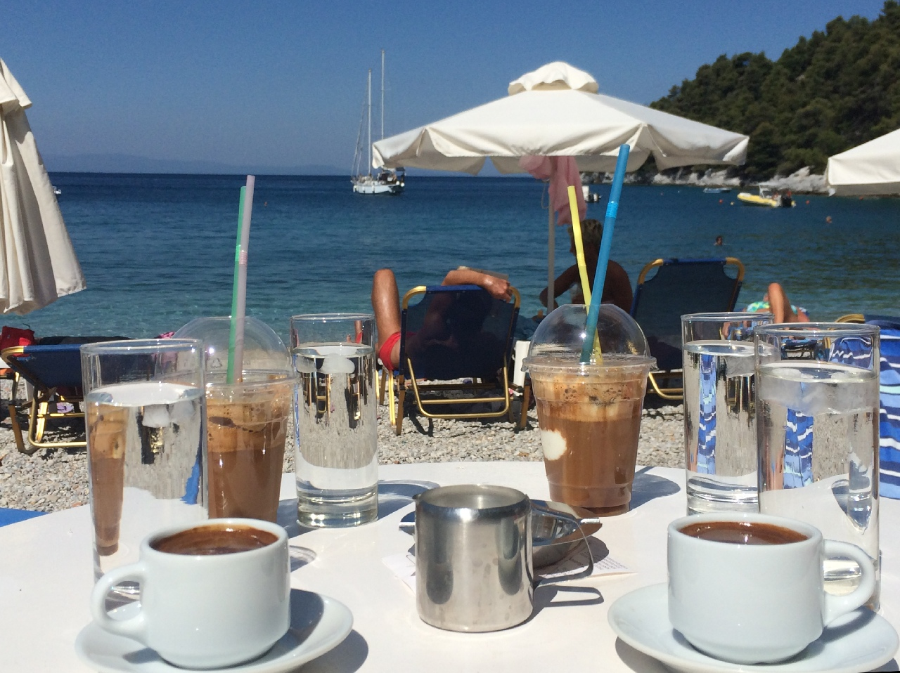 Greek Coffee, anyone?