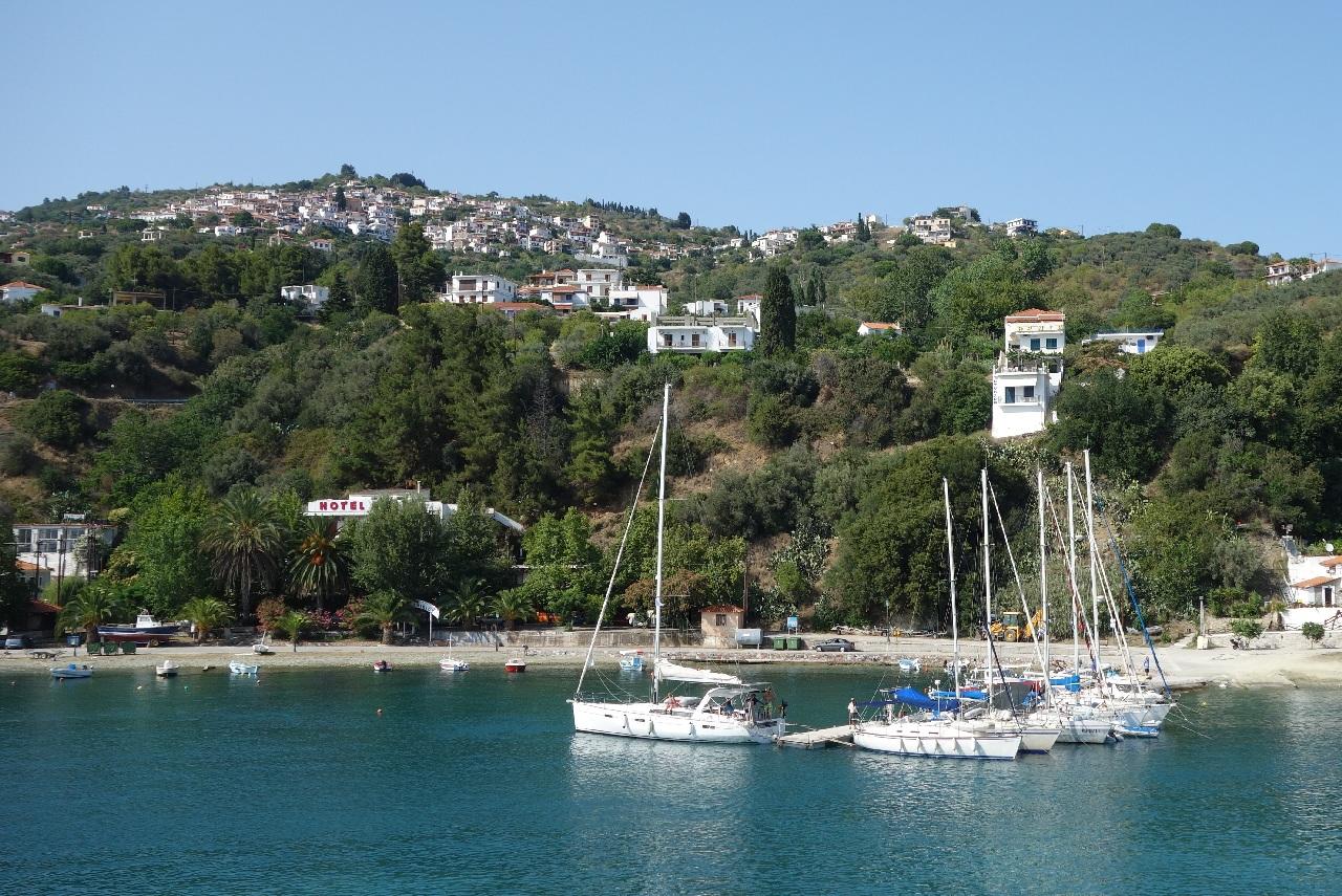 Insula Skopelos - Loutraki