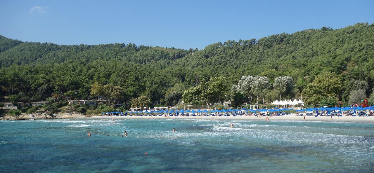 Makryammos Beach