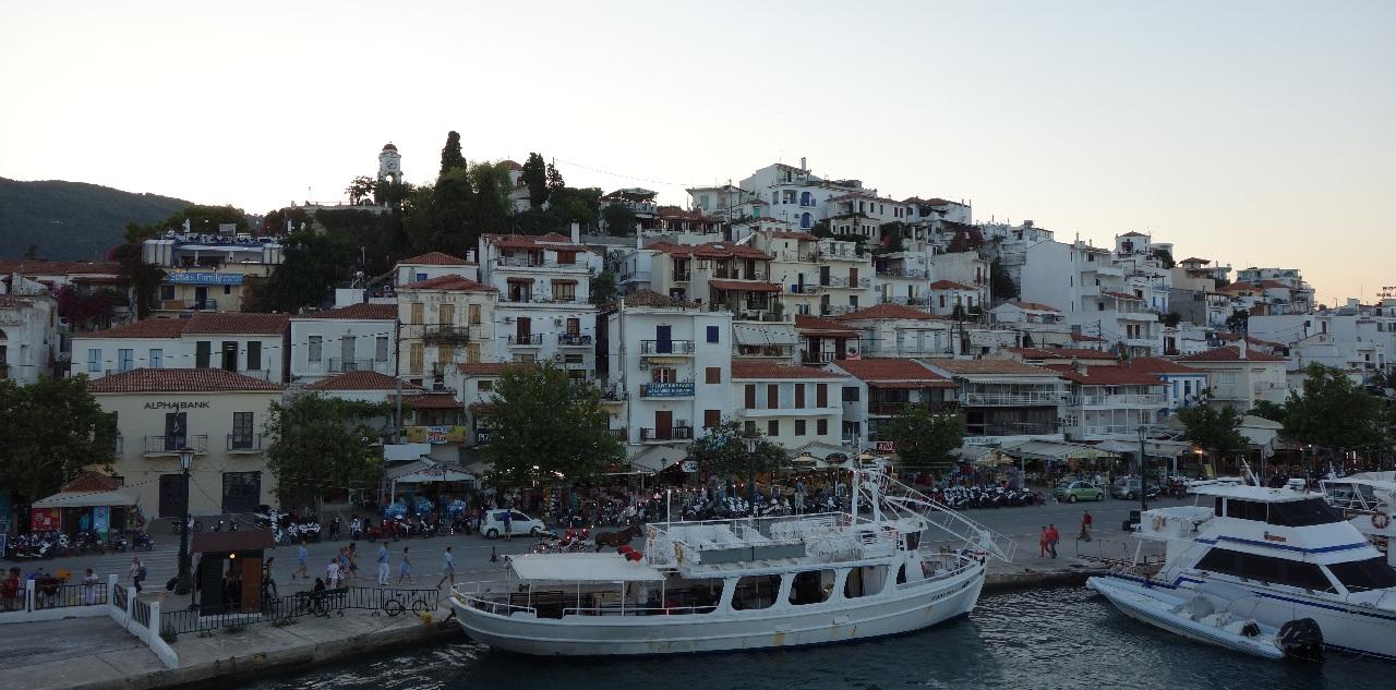 Portul Skiathos
