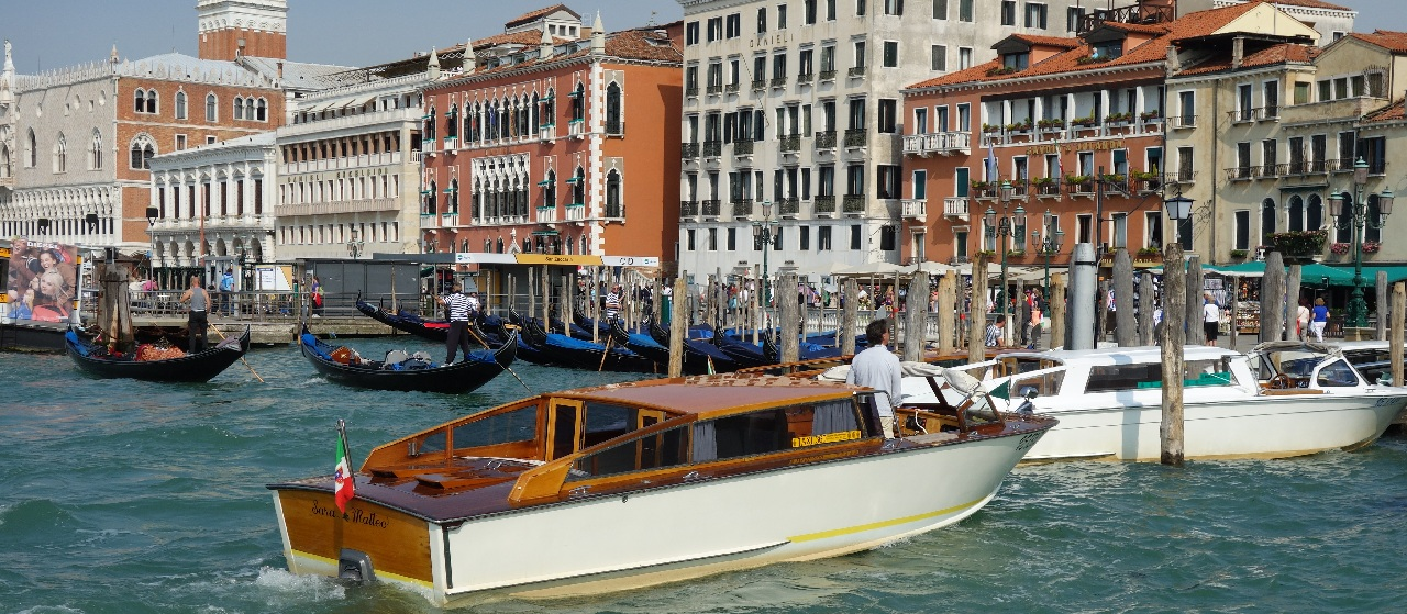 Hoteluri celebre in Venetia