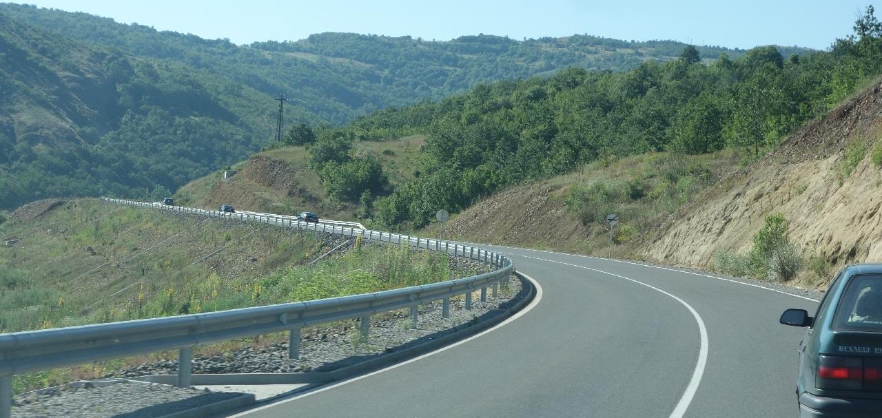 Portiunea de drum Kardzhali - Makaza