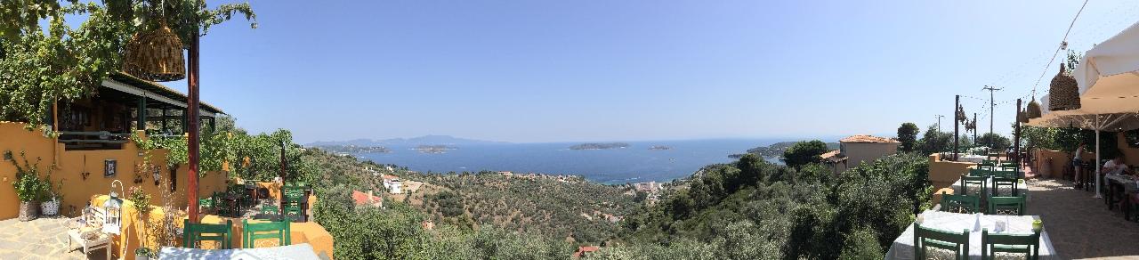 Panoramica de la Olive Land