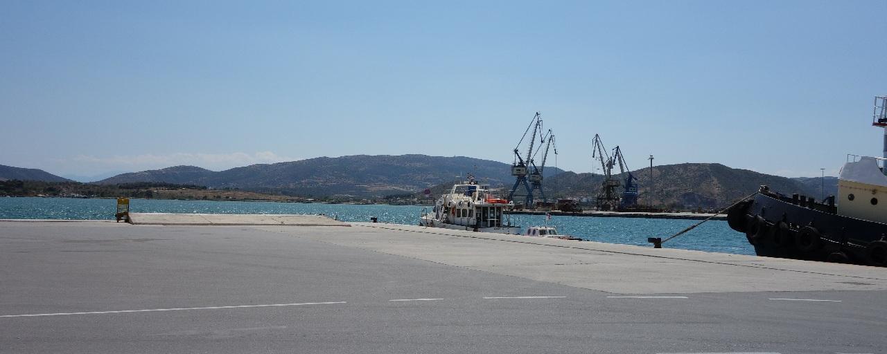 Platforma Portului Volos