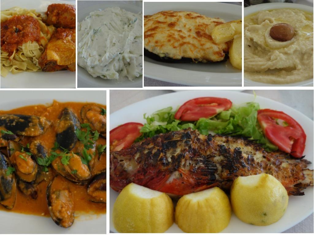 Rasfat culinar la Taverna Stafylos