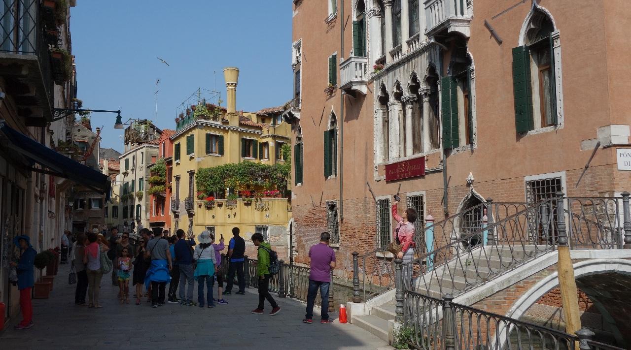 Stradute si poduri in Venetia