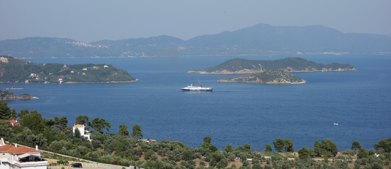 Welcome to Skiathos!
