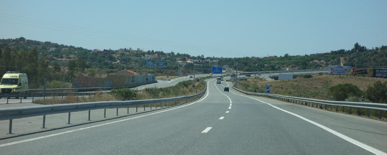 Autostrada spre Algarve