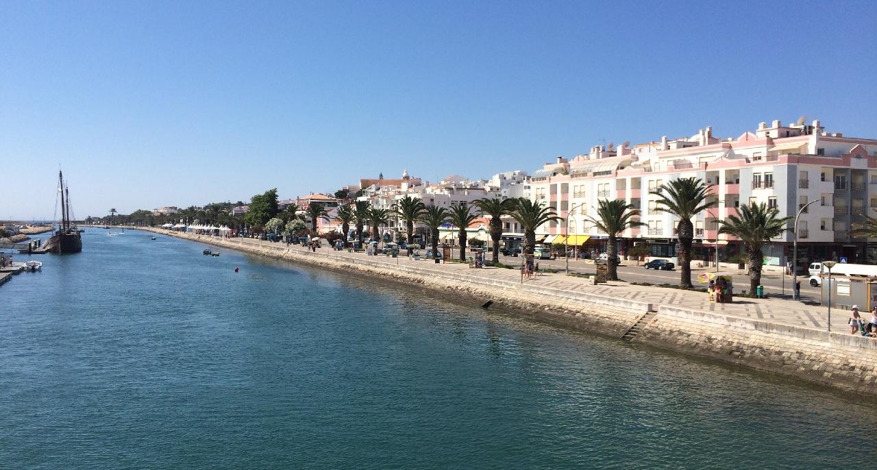 Orasul Lagos - Algarve - Portugalia