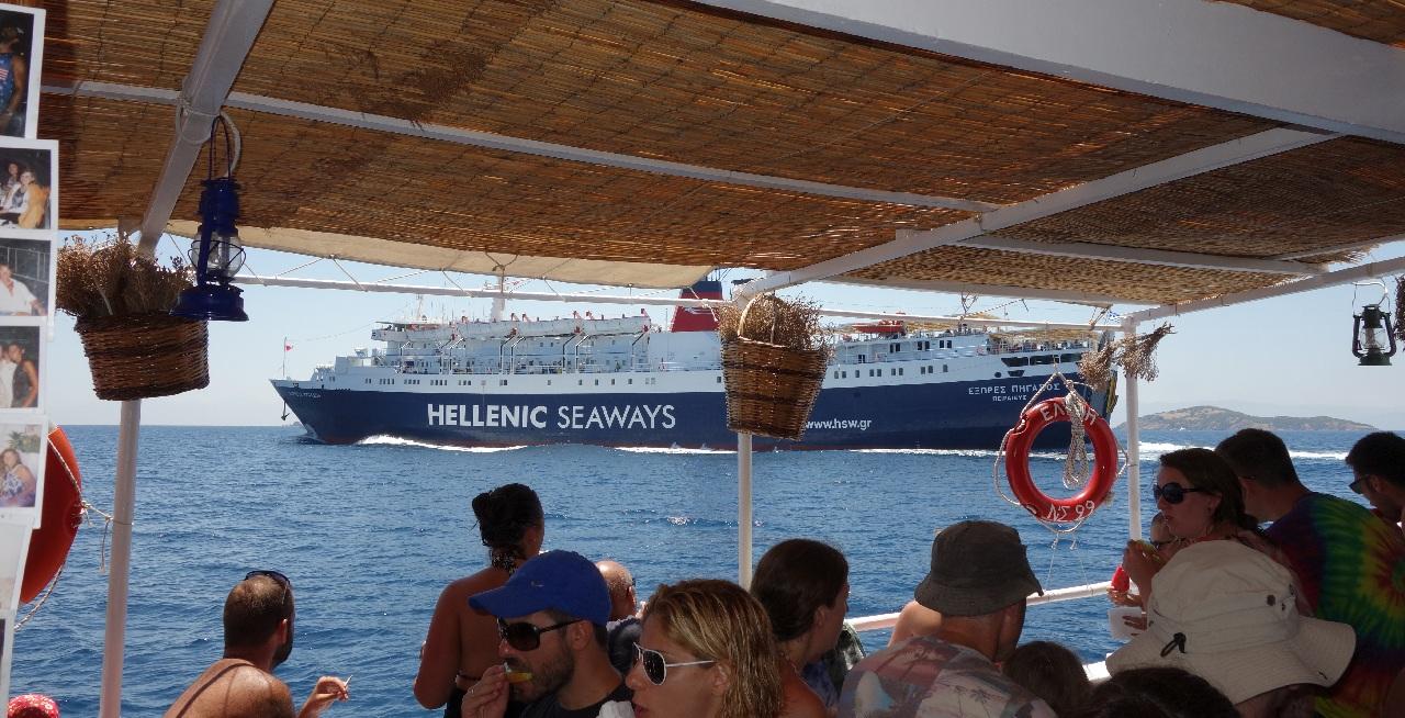 Meet Hellenic Seaways!!!