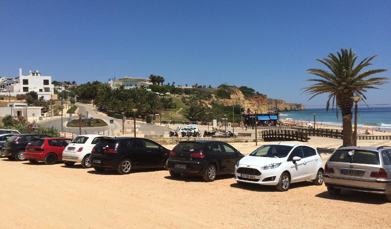Parcarea de la Porto de Mos